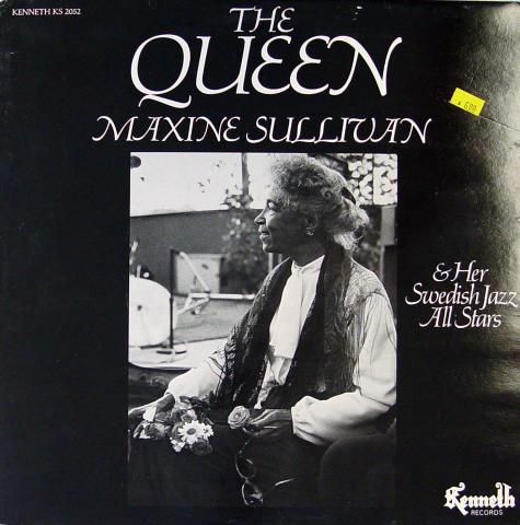 "Maxine Sullivan & Her Swedish Jazz All Stars Vinyl 12"""