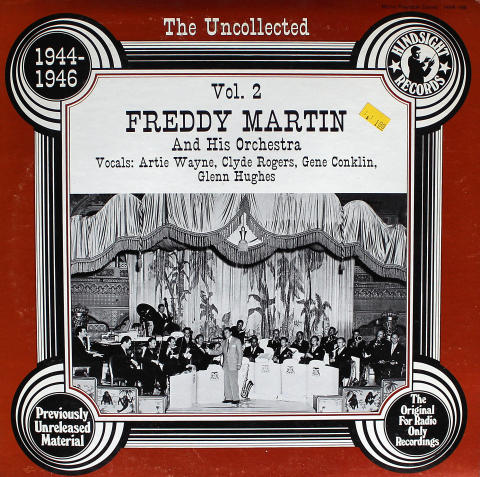 Freddy Martin And His Orchestra Vinyl 12""