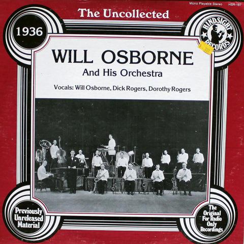 "Will Osborne And His Orchestra Vinyl 12"""