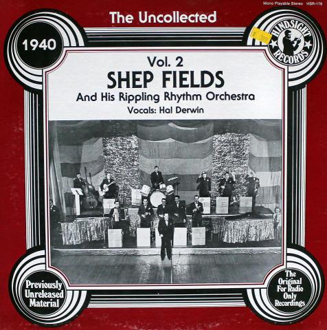 "Shep Fields And His Rippling Rhythm Orchestra Vinyl 12"""
