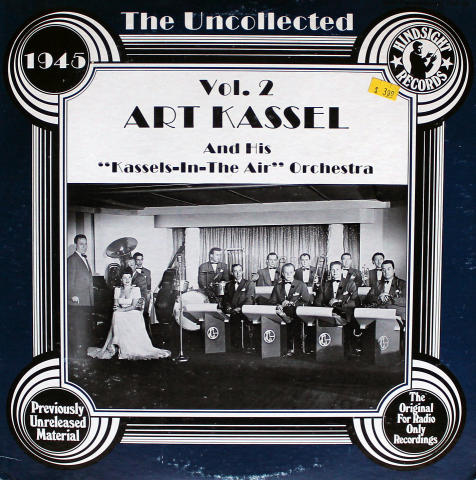 """Art Kassel And His """"Kassels-In-The-Air"""" Orchestra Vinyl 12"""""""