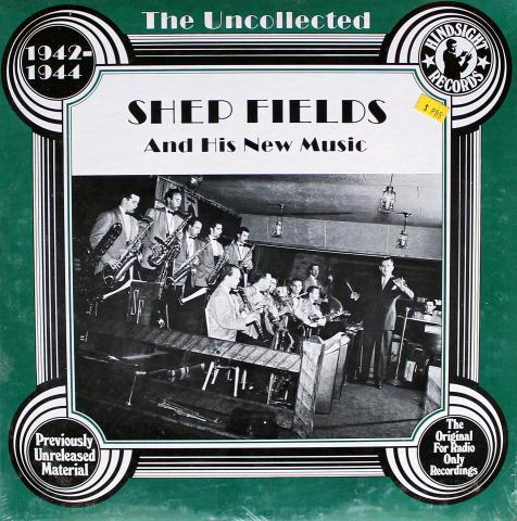 "Shep Fields And His New Music Vinyl 12"""