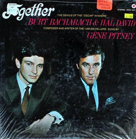 """Burt Bacharach / Hal David / Gene Pitney Vinyl 12"""""""