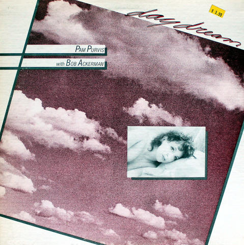 "Pam Purvis With Bob Ackerman Vinyl 12"""