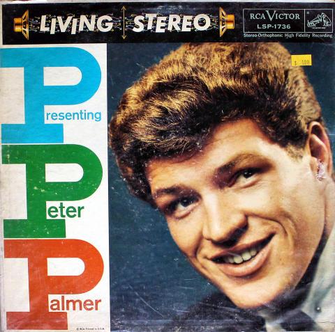 "Peter Palmer Vinyl 12"""