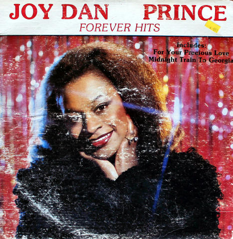 "Joy Dan Prince Vinyl 12"""