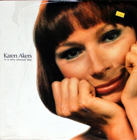 """Karen Akers Vinyl 12"""""""