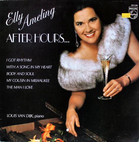 """Elly Ameling Vinyl 12"""""""