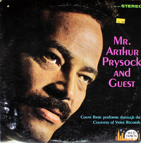 "Arthur Prysock / Count Basie Vinyl 12"""