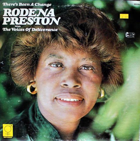 """Rodena Preston Vinyl 12"""""""