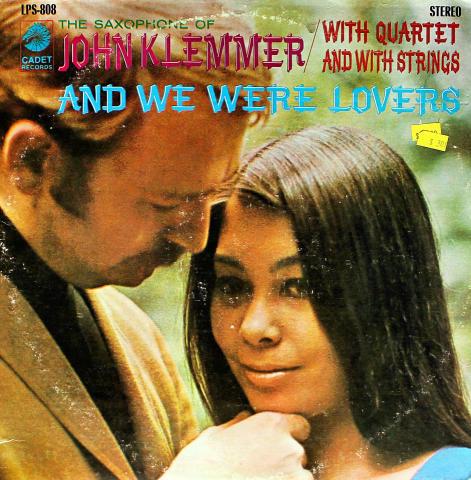 """John Klemmer With Quartet And Strings Vinyl 12"""""""