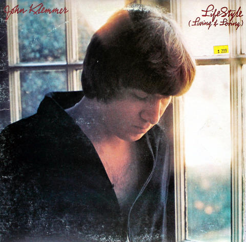 """John Klemmer Vinyl 12"""""""