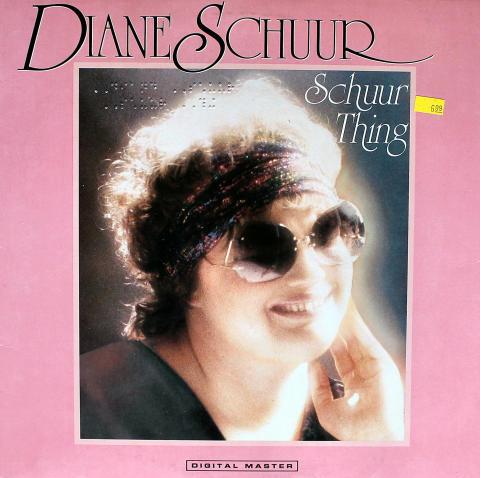 """Diane Schuur Vinyl 12"""""""