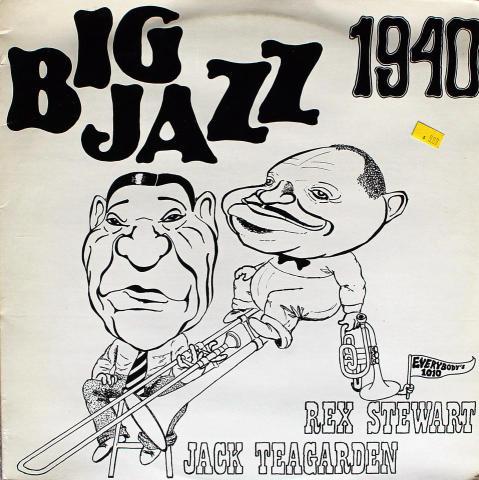 """Rex Stewart Vinyl 12"""""""