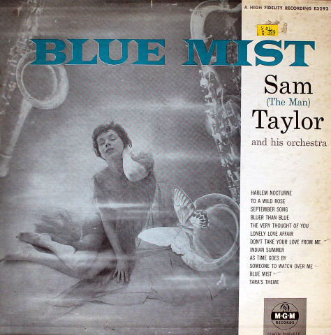 """Sam """"The Man"""" Taylor And His Orchestra Vinyl 12"""""""