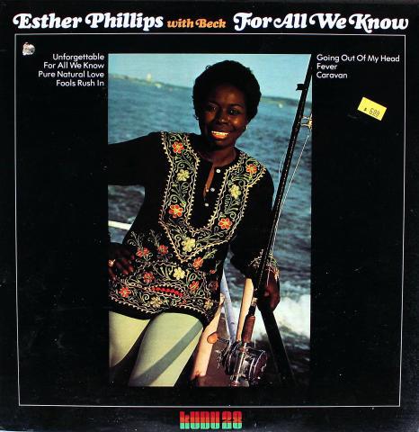"Esther Phillips / Joe Beck Vinyl 12"""