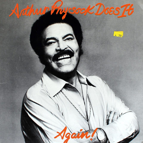 """Arthur Prysock Vinyl 12"""""""