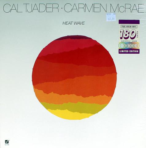 """Cal Tjader / Carmen McRae Vinyl 12"""""""