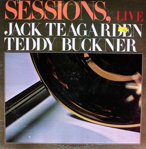 "Jack Teagarden / Teddy Buckner Vinyl 12"""