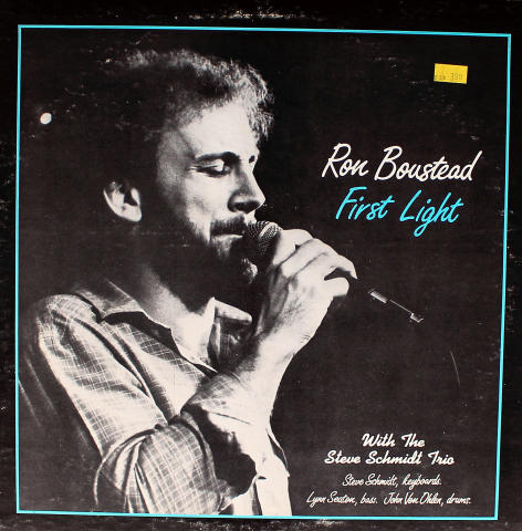 "Ron Boustead Vinyl 12"""