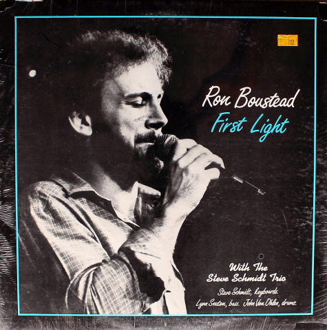 Ron Boustead Vinyl 12""
