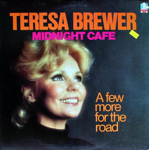 "Teresa Brewer Vinyl 12"""
