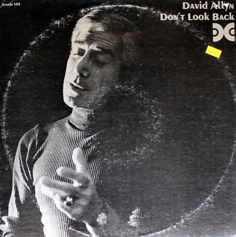 """David Allyn Vinyl 12"""""""