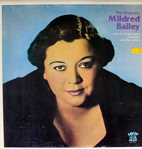 Mildred Bailey Vinyl 12""