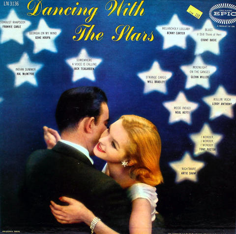 """Dancing With The Stars Vinyl 12"""" (Used)"""