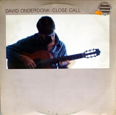 "David Onderdonk Vinyl 12"""