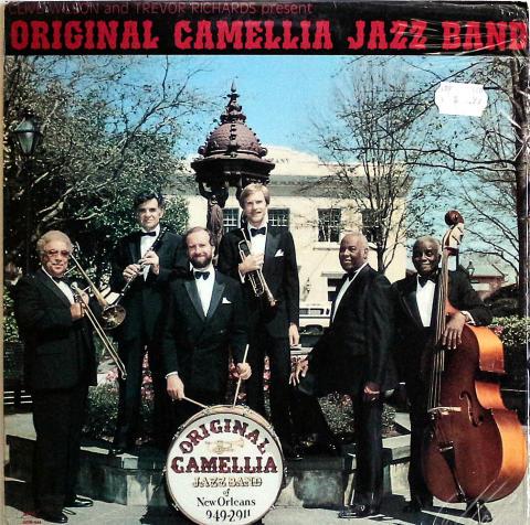 "Original Camellia Jazz Band Vinyl 12"""