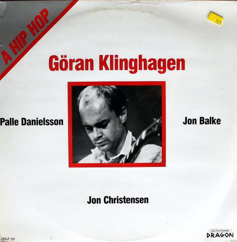 """Goran Klinghagen Vinyl 12"""""""