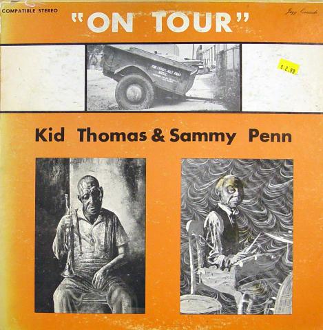 """Kid Thomas & Sammy Penn Vinyl 12"""""""