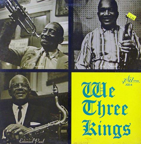 """We Three Kings Vinyl 12"""""""