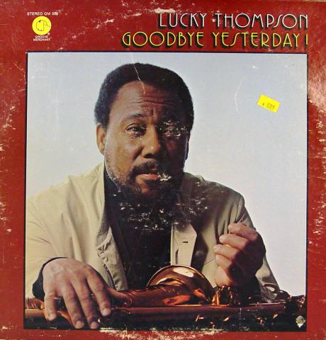 "Lucky Thompson Vinyl 12"""