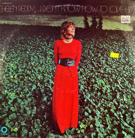 """Helen Reddy Vinyl 12"""""""
