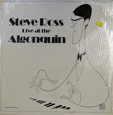 """Steve Ross Vinyl 12"""""""