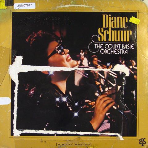 """Diane Schuur & The Count Basie Orchestra Vinyl 12"""""""