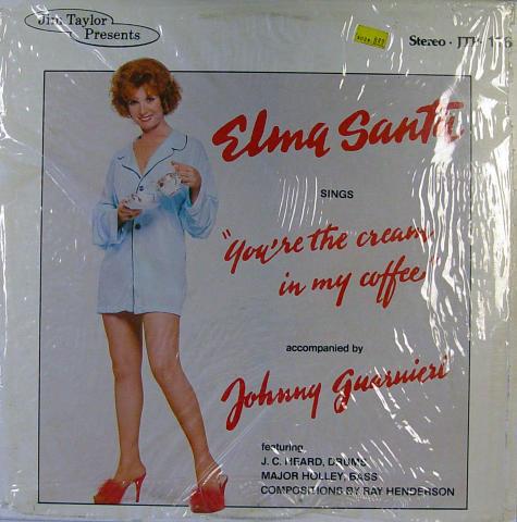"""Elma Santa Vinyl 12"""""""