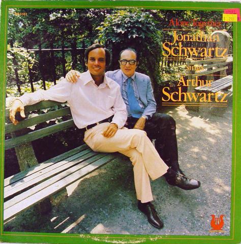 "Jonathan Schwartz Vinyl 12"""