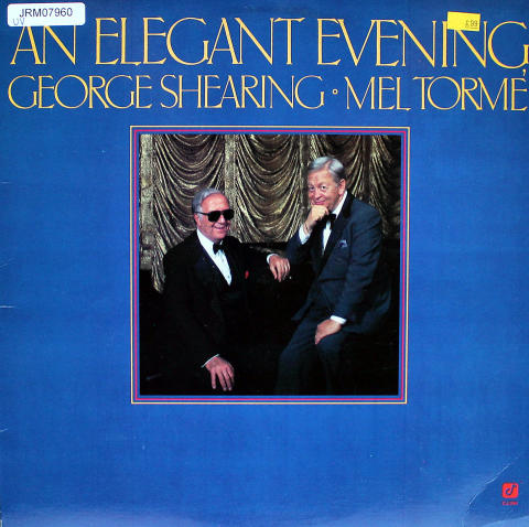 "George Shearing / Mel Torme Vinyl 12"""