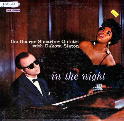 The George Shearing Quintet Vinyl 12""