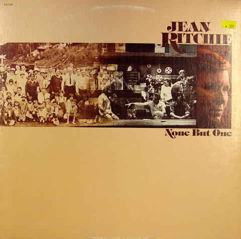 "Jean Ritchie Vinyl 12"""