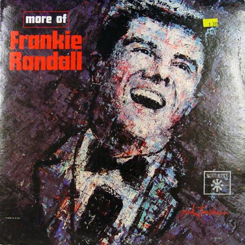 "Frankie Randall Vinyl 12"""