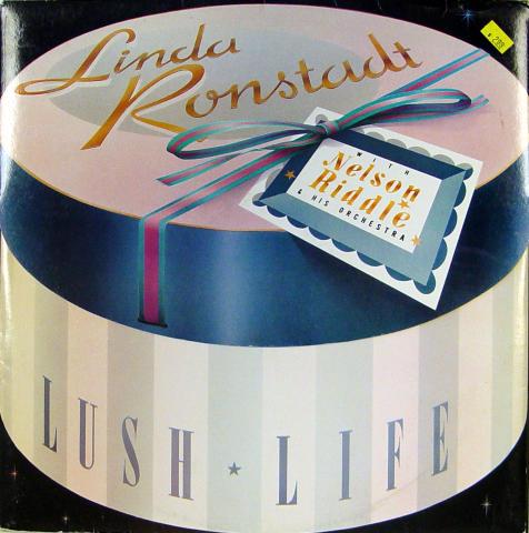 """Linda Ronstadt Vinyl 12"""""""