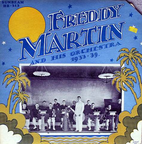 """Freddy Martin And His Orchestra Vinyl 12"""""""
