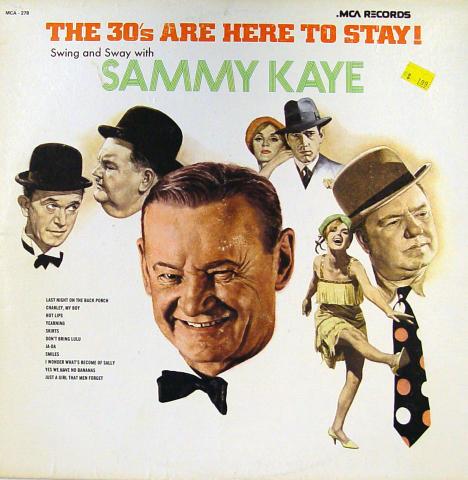 """Sammy Kaye And His Orchestra Vinyl 12"""""""