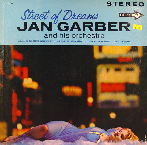 """Jan Garber And His Orchestra Vinyl 12"""""""