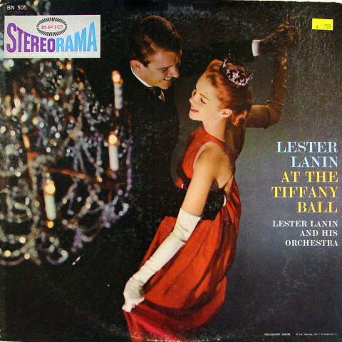 """Lester Lanin And His Orchestra Vinyl 12"""""""