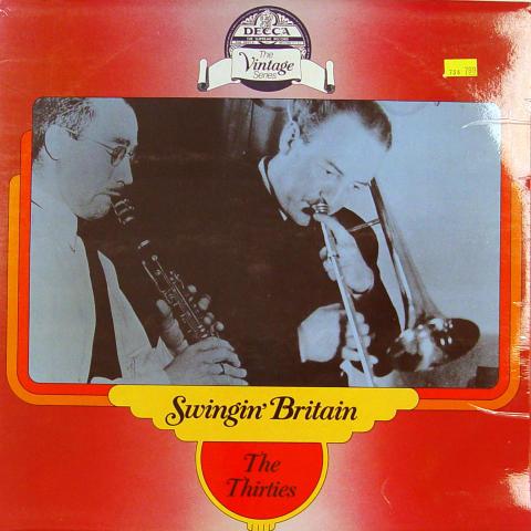 "The Embassy Rhythm Eight Vinyl 12"""